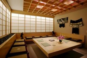 Japanische Einrichtung